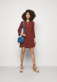 See by Chloé - Day dress - blushy tan - 1