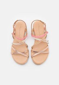 Tamaris - Sandals - almond - 5