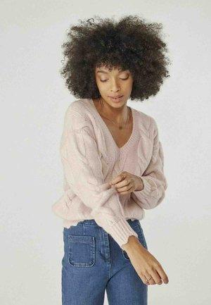 RHNU - Pullover - pink