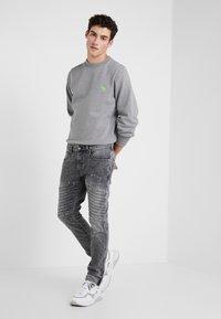 Just Cavalli - Jeans Slim Fit - black denim - 1