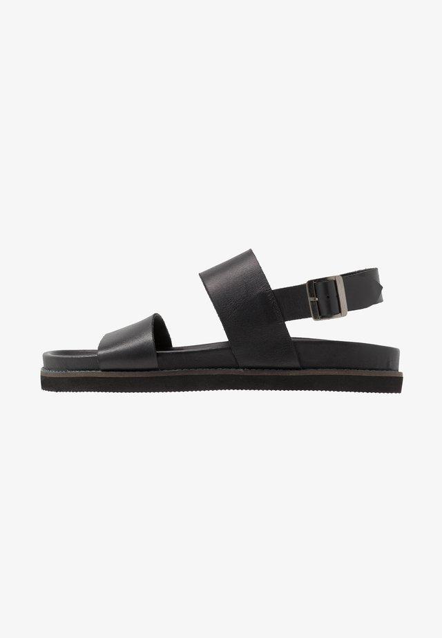 JACKSON - Sandals - black