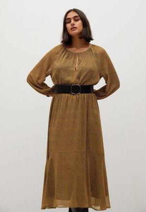 TOPOS7 - Day dress - karamel