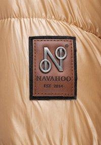 Navahoo - TIKUNAA - Winter jacket - gold - 5