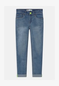 Levi's® - 510 SKINNY PLAY ALL DAY UNISEX - Vaqueros slim fit - blue denim - 0