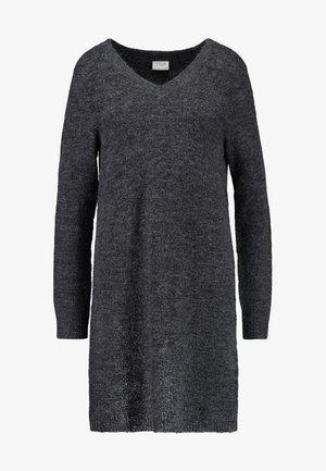 VIVIKKA  - Robe pull - dark grey melange