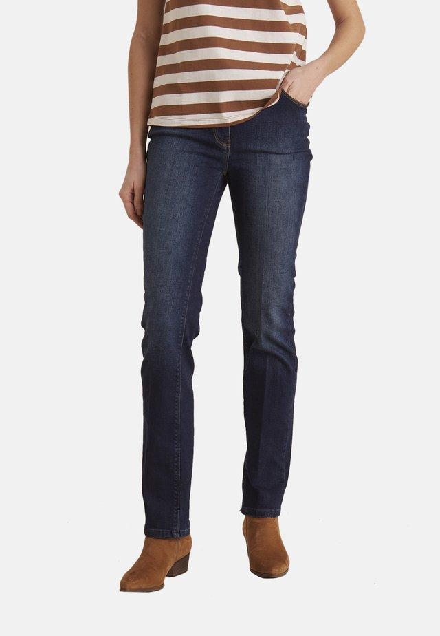 MILANO - Straight leg jeans - blu