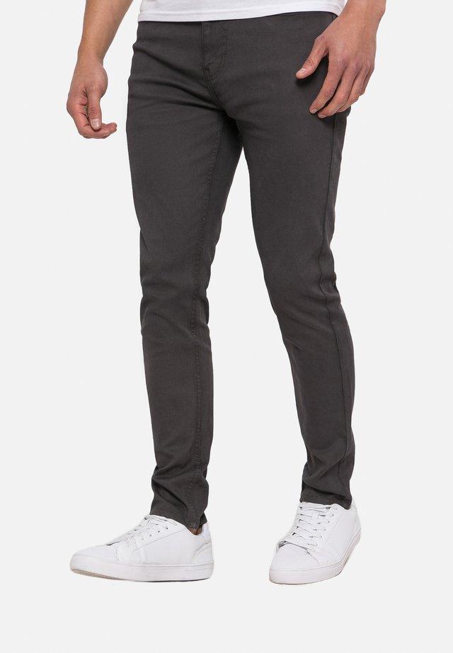 Kalhoty - grau