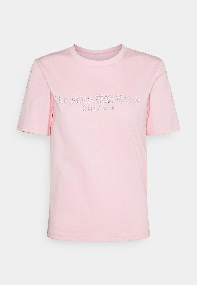 JUICY TRUST - T-shirt print - alomd blossom