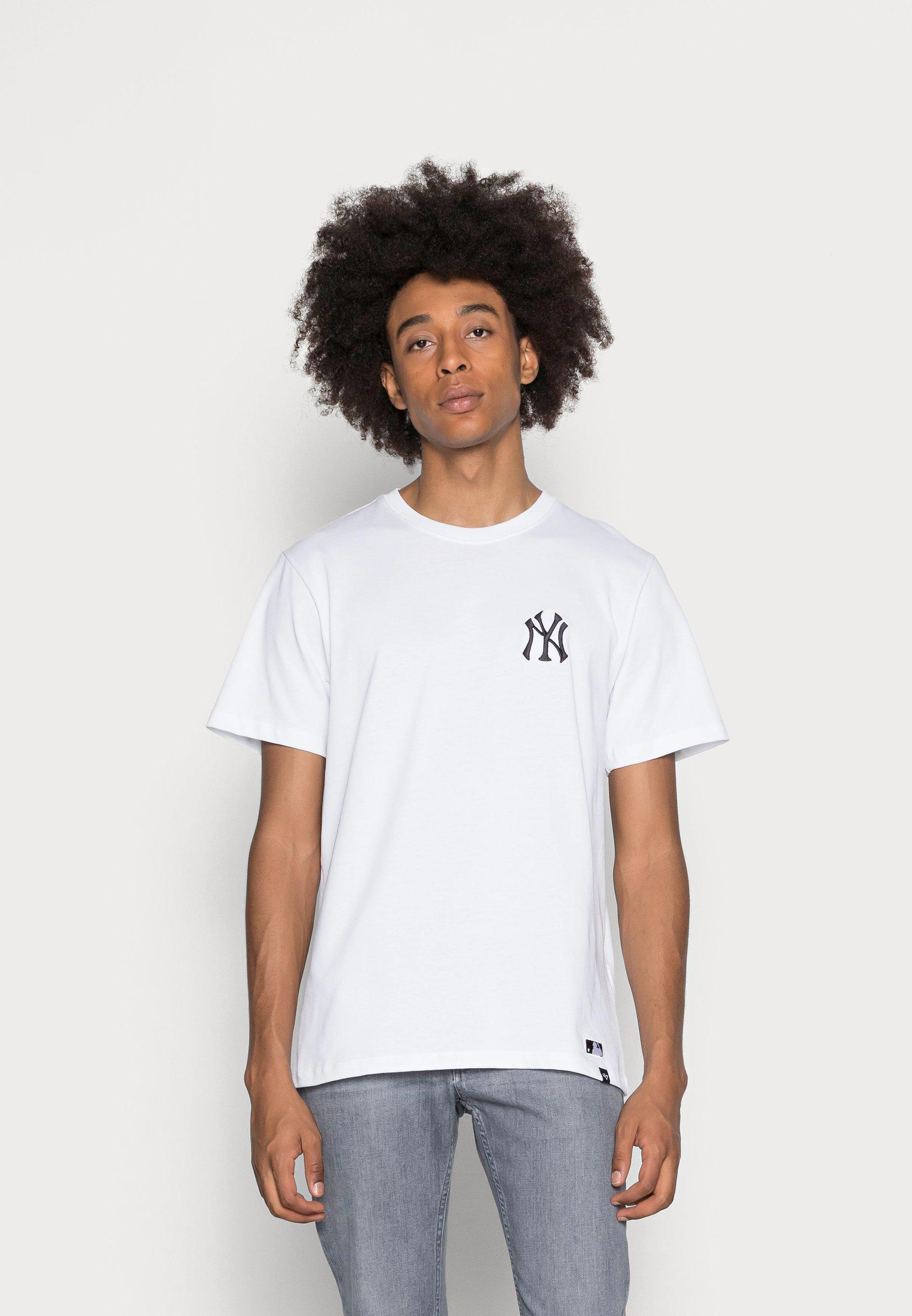Men NEW YORK YANKEES SOUTHSIDE TEE - Print T-shirt