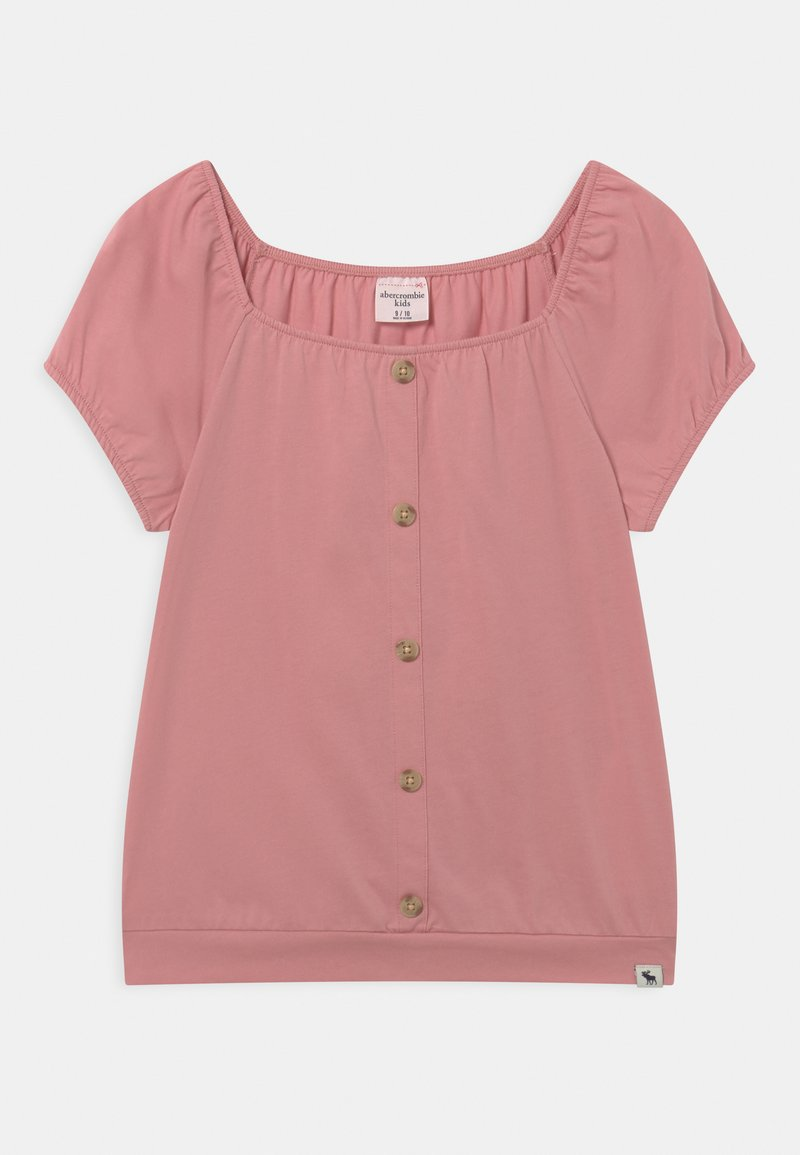 Abercrombie & Fitch - T-shirts print - pink
