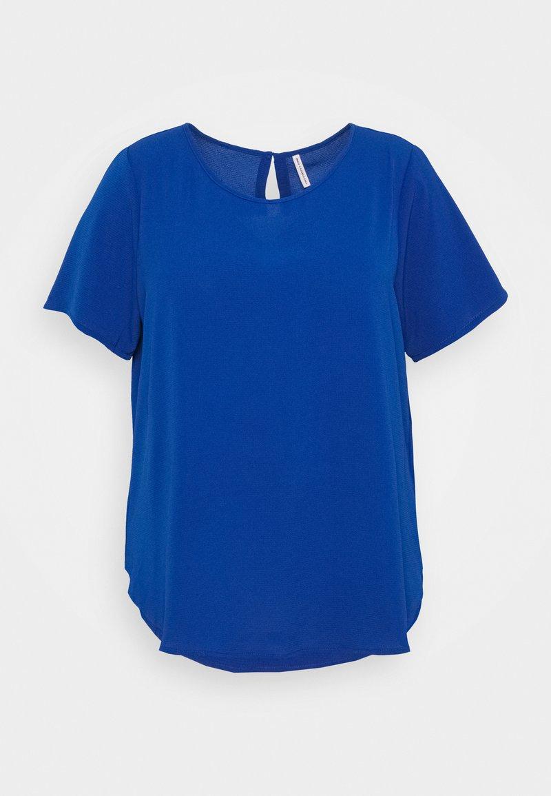 ONLY Carmakoma - CARLUXMAJA SOLID - Blouse - sodalite blue