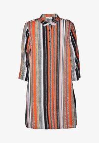 Studio - EMILIE - Button-down blouse - orange striped - 1