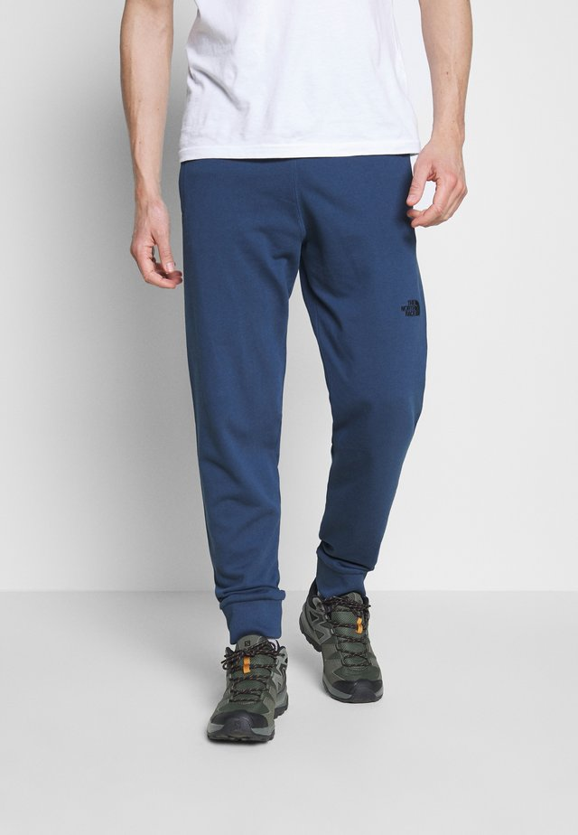 LIGHT PANT  URBAN - Träningsbyxor - blue wing teal
