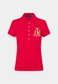 Polo Ralph Lauren - Polo shirt - red - 5