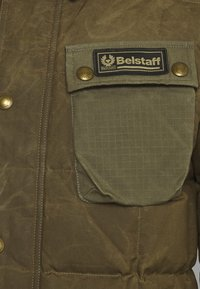 Belstaff - RANGER JACKET - Bunda zprachového peří - salvia/tent - 2