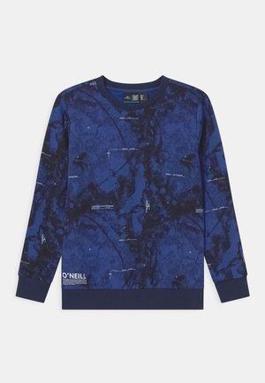 HYBRID  UNISEX - Sweatshirt - blue
