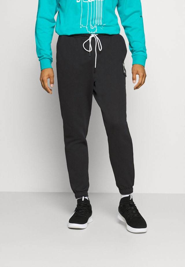 PIVOT - Pantalon de survêtement - black