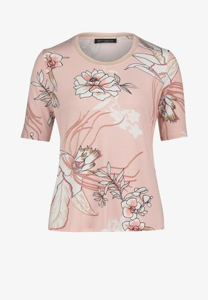 Blouse - rose cream
