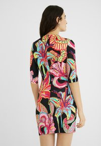 Desigual - DESIGNED BY MARIA ESCOTÉ: - Vestido de punto - multi-coloured - 2