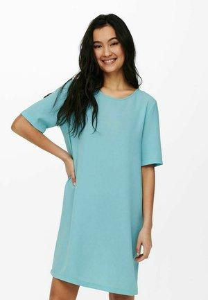 Day dress - aqua