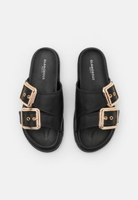 Glamorous Wide Fit - STU - Mules - black - 5