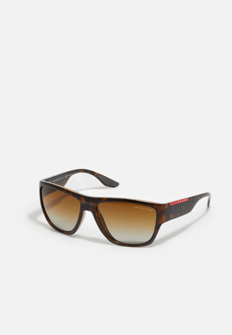 Prada Linea Rossa - Sunglasses - matte havana