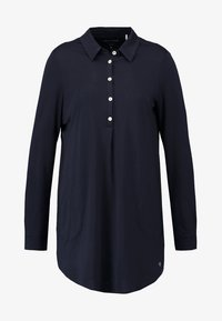 Marc O'Polo - WITH COLLAR - Pyjama top - black - 5
