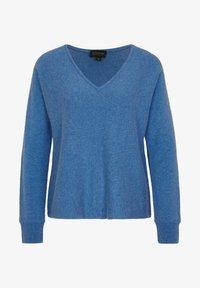 comma - Jumper - mottled blue - 4