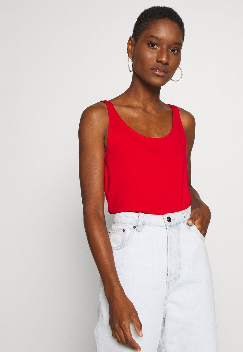 Esprit - Top - dark red
