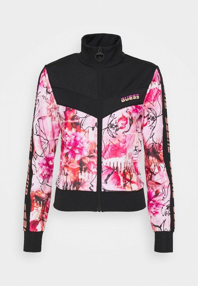 JACKET ZIP - Training jacket - pinkish