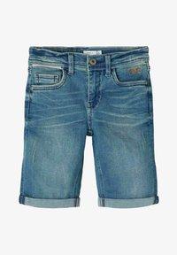 Name it - Short en jean - medium blue denim - 0