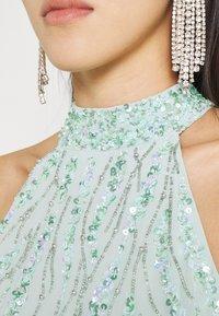 Lace & Beads - STELLA MAXI - Ballkjole - mint - 5