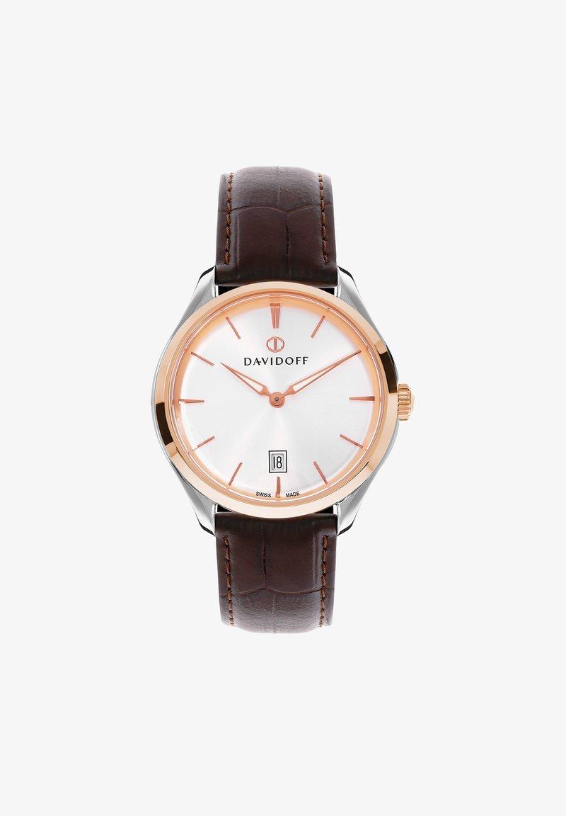 DAVIDOFF - ESSENTIALS  - Watch - silber-rosegold