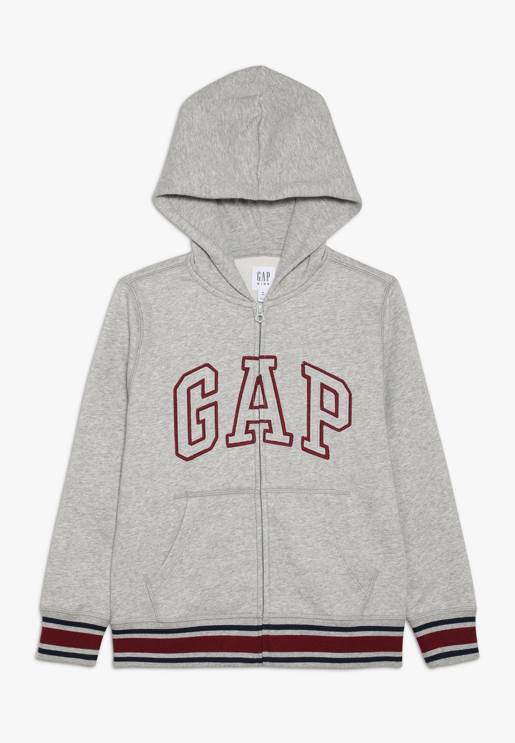 Große Förderung GAP BOY ARCH - Sweatjacke - light heather grey | Damenbekleidung 2020