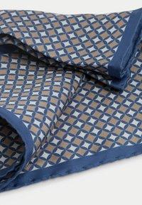 Hackett London - GEO HANK - Scarf - blue/tan - 1