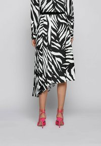 BOSS - VAVERY - A-line skirt - patterned - 2