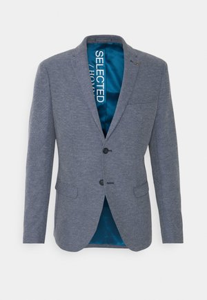 SLHSLIM MARK - Blazer jacket - blue depths