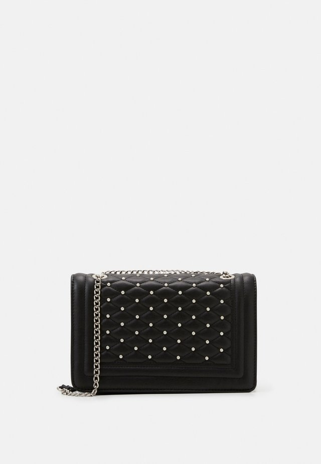 MARVI BAG - Borsa a tracolla - black