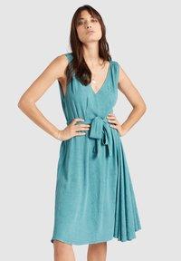 khujo - SPRING - Vestido informal - blau - 0