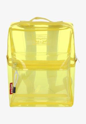 Rucksack - light yellow