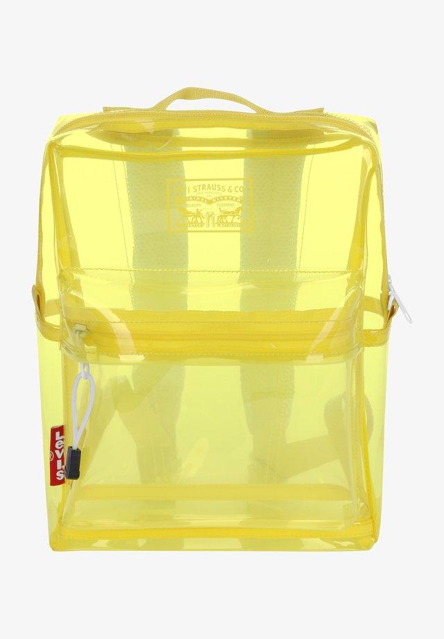 Mochila - light yellow