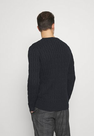 SECABLE - Jumper - navy