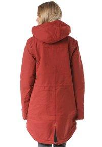 Volcom - WALK ON  - Winter coat - red - 1