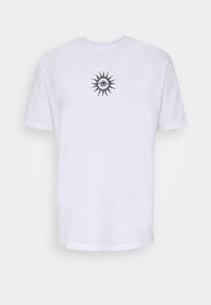 UNISEX NEW ORDER - Print T-shirt - white