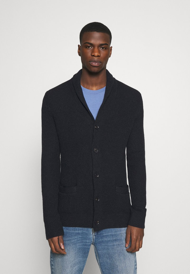 Abercrombie & Fitch - Cardigan - black
