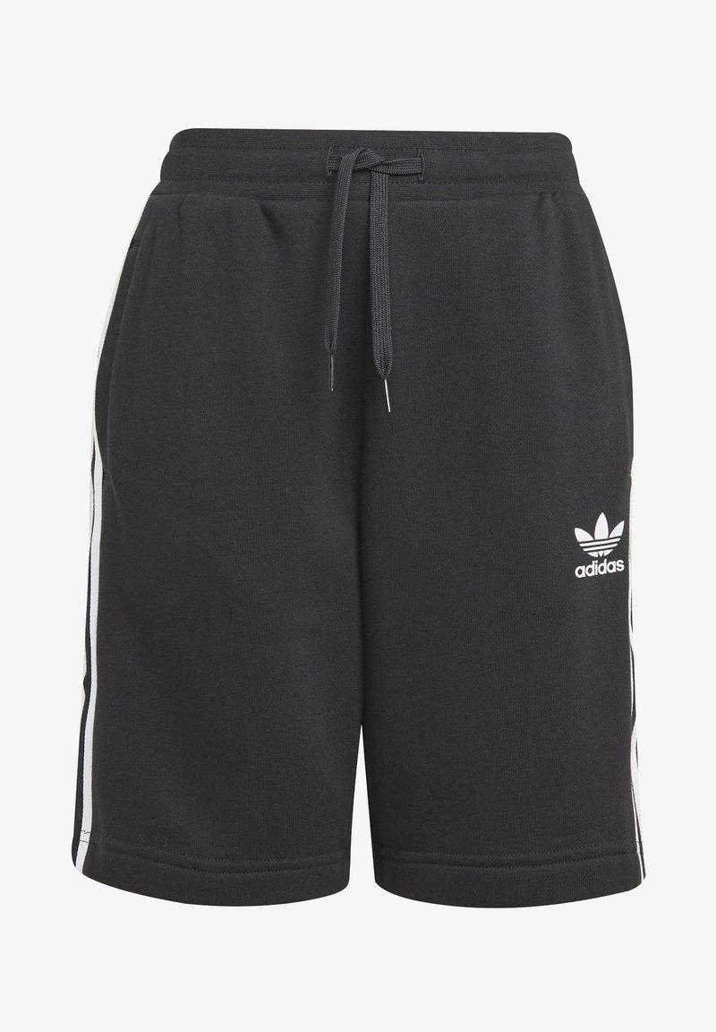 adidas Originals - ADICOLOR - Shorts - black/white