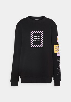 PATCH - Sweatshirt - black