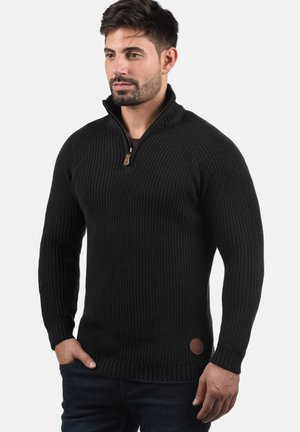 TROYER XENOX - Jumper - black
