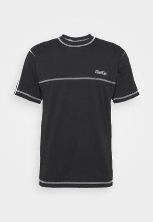 STITCH - T-shirts print - black