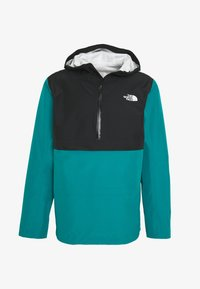 The North Face - MEN'S ARQUE JACKET - Hardshellová bunda - fanfare green/black - 5